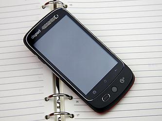 多普达A6388跌破2000 时尚Android机