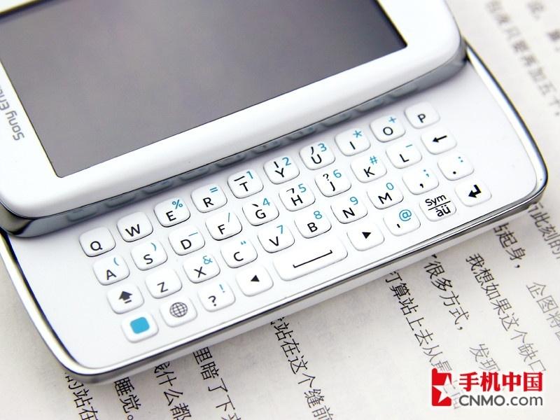 手机 键盘 索尼爱立信 ck15i/侧滑全键盘 索尼爱立信CK15i精美图赏(8/13)