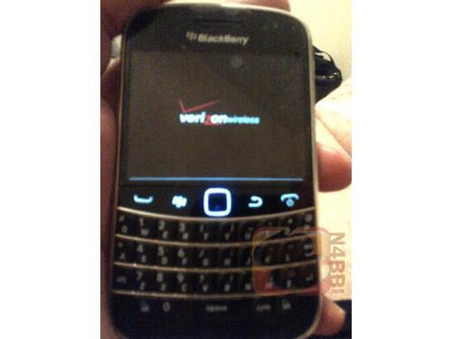 搭载OS7系统 Verizon版黑莓9930将上市