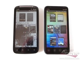 Sensation大战EVO 3D HTC两大双核比拼