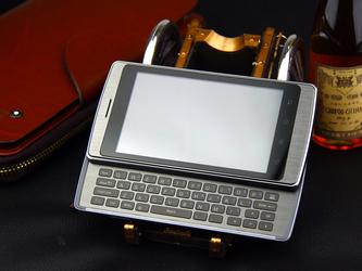与莱昂纳多比魅力 OPPO X903真机解析