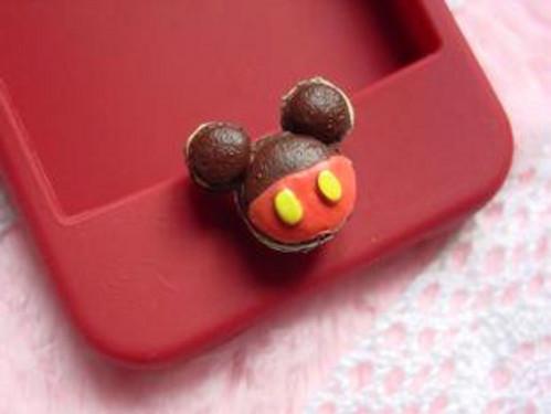 米老鼠豆子贴画