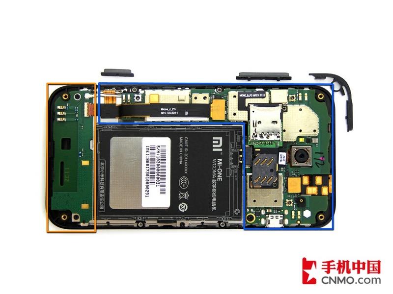 芯片级大肢解 小米手机最详细拆机解析 (69/72)