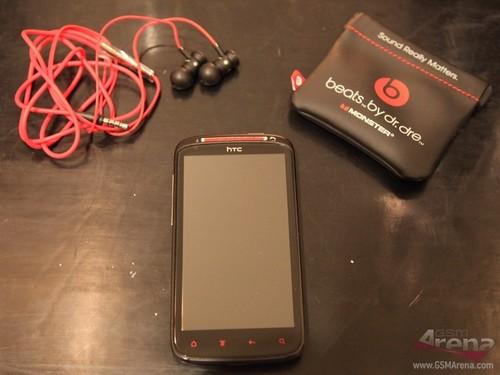 双核Beats音效 HTC Sensation XE抢先赏