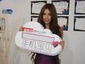 2011通信展 手机中国展台手机宝贝美图