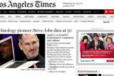 洛杉矶时报网站