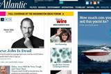 大西洋月刊网站