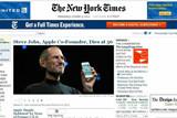 纽约时报网站