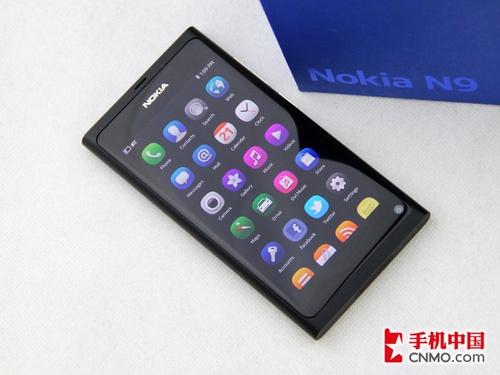 诺基亚N9真机抢先赏