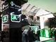 3GSM大展:宏达展台时尚亮丽充满科技感