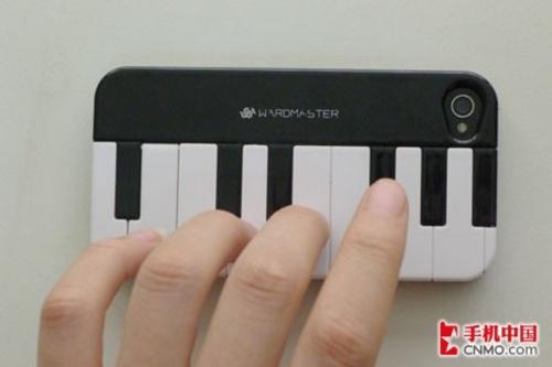 壳iPhone钢琴保护壳背面图片-并非全通用 iPhone 4S个性手机壳推荐