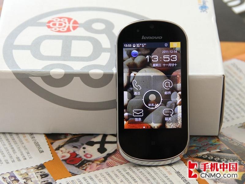 手机/mini新时尚 联想乐Phone A1高清图赏(4/19)