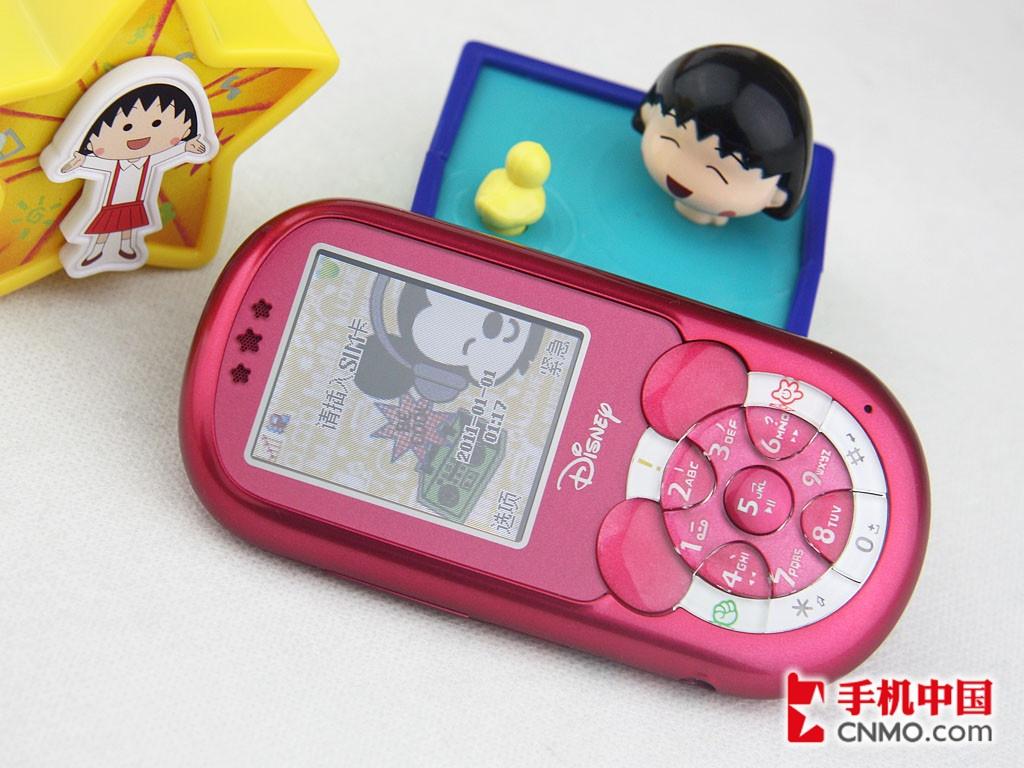 迪士尼mi酷儿童手机