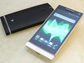 1.5GHz双核白色美机 索尼Xperia S图赏