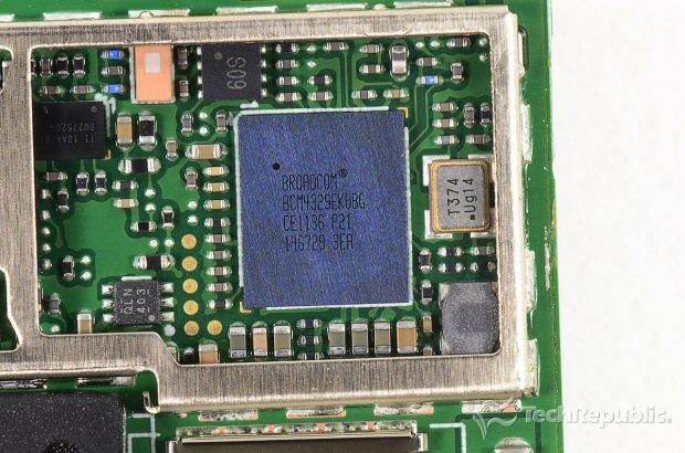 芒果系统旗舰 诺基亚Lumia 800拆机