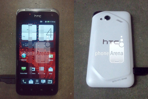 Android 4.0+双核 HTC droid新机曝光