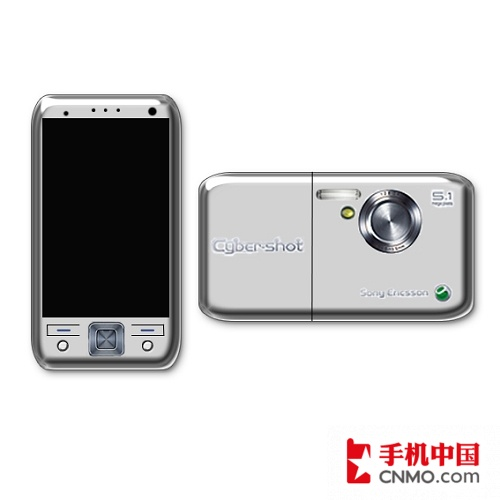 sony最新手机-外壳超大屏幕 索尼爱立信新机曝光