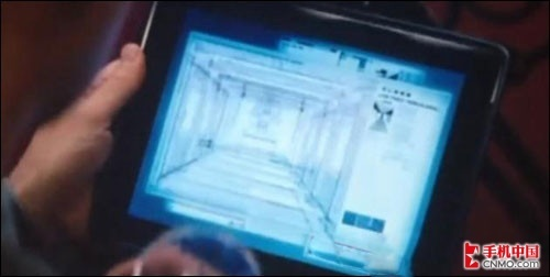 《碟中谍4》阿汤哥再分手v机型机型:ipad2手机厨房版上阵图片