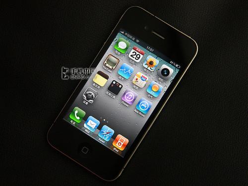 港版iPhone 4低价到货 人气热销智能机