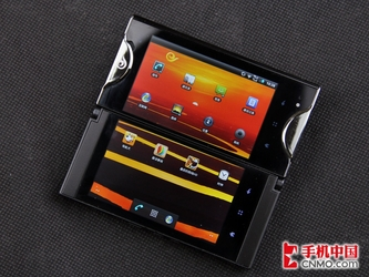 个性双屏Android新机 京瓷KSP8000评测