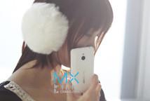 日系小清新美女与魅族MX的完美邂逅