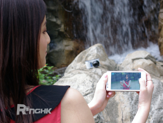 手机/美人体验 三星手机与相机演绎天作之合(1/3)