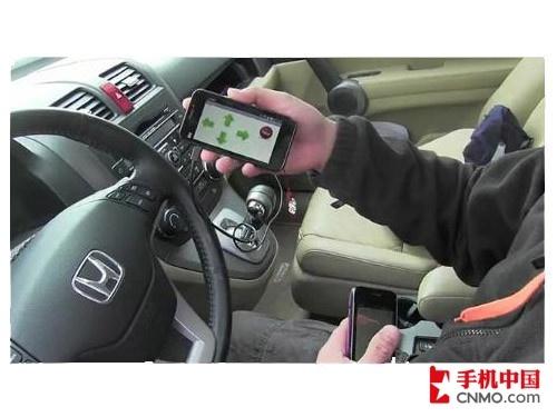 现在能实现的功能是,重力感应开关门,控制汽车的前进和后退,看来