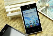 3.2寸入门安卓新机 LG Optimus L3图赏