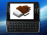 Xperia mini pro SK17i升至Android 4.0