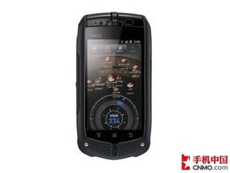 军工品质三防手机 NEC 909e低价促销