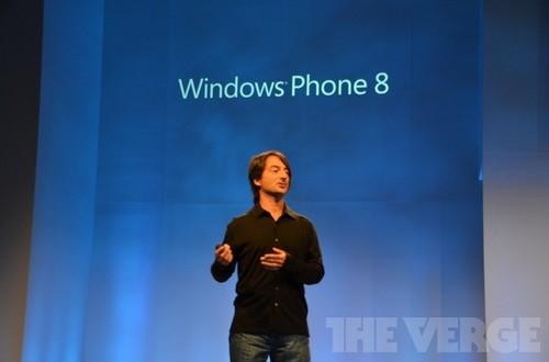 Windows Phone 8发布 新内核配置更强