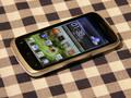 银白Android新机 华为Ascend G300图赏
