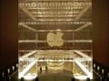 绝对惊艳 世界上最Q的透明积木苹果店