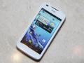 新款双卡双待智能手机 宏基E350 图赏
