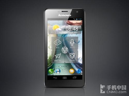 5英寸巨屏四核 联想乐Phone K860发布