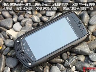 专业军工级三防手机 NEC 909e超值促销