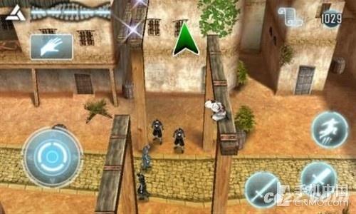 【刺客信条 攻略】强大的WP7动作游戏 刺客信条攻略