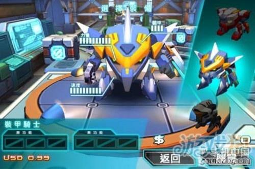 【机甲格斗 攻略】动作游戏机甲格斗新手攻略