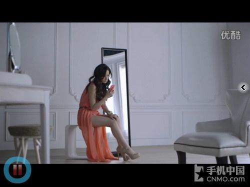 女性智能手机 联想乐Phone S720亮相