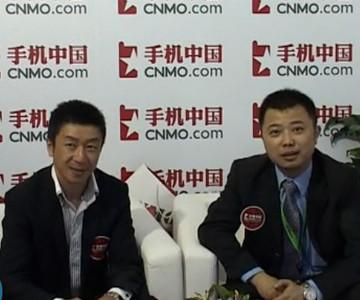 2012北京通信展手机中国专访酷派