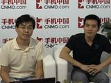 通信展专访oppo刘作虎