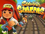 安卓高质量跑酷游戏 铁路冲浪正式发布