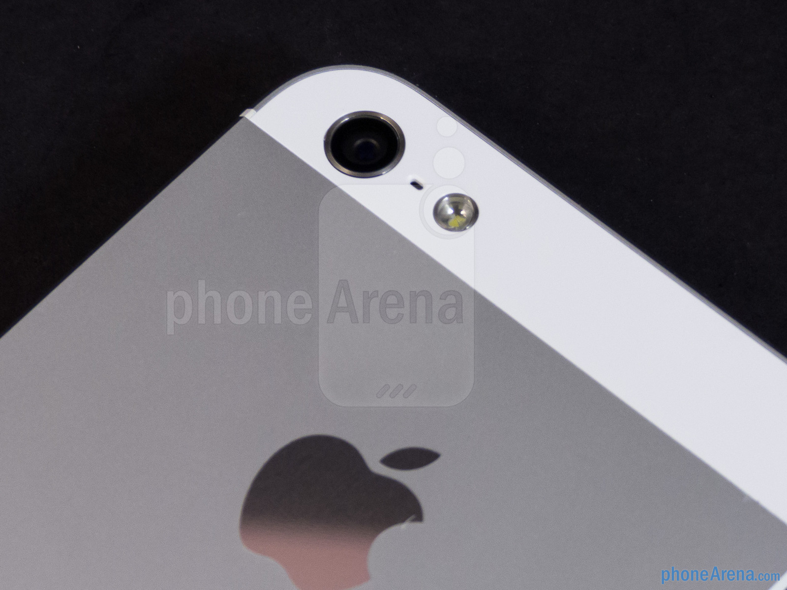 白色苹果iphone