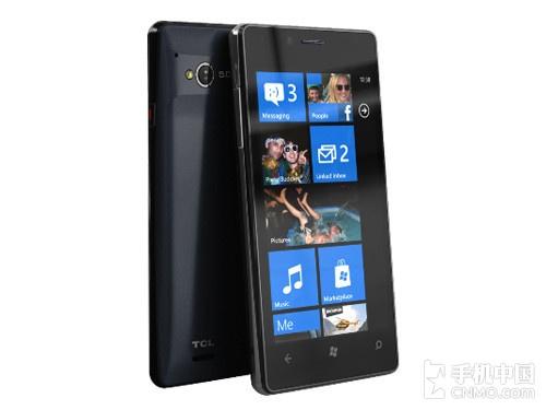 Windows Phone智能新机 TCL视界首曝光