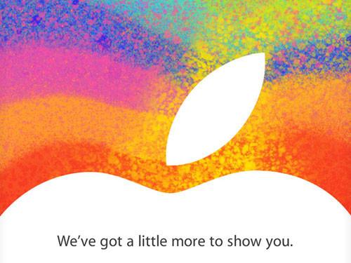 猜想成现实 苹果发出iPad mini邀请函