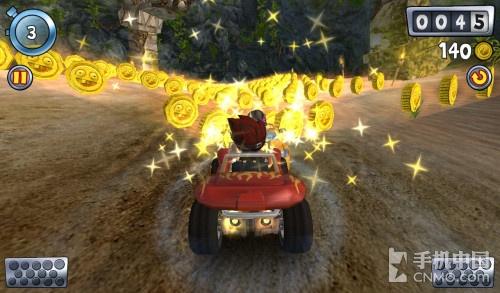 酷软汇 > 邪恶南瓜欢乐多 安卓万圣节版本游戏推荐    在游戏《沙滩车