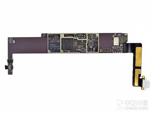 维修费用昂贵 苹果ipad mini拆机评测