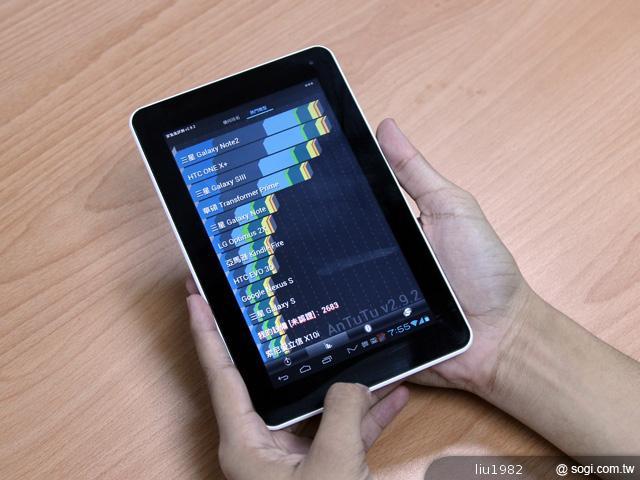 7寸实用平板 华为MediaPad 7 Lite图赏