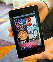 谷歌Nexus 7图赏