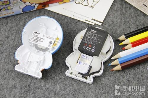 关爱呵护成长 中兴GA350儿童手机评测
